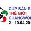 Cp Bn sng Th gii 2013 ti ChangWon &#8211; Hn Quc