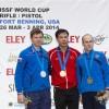 Hoàng Xuân Vinh giành HC vàng Thế giới thứ 2 cho Bắn súng Việt Nam
