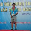 Vô địch bắn cung trẻ QG lần thứ 9 – 2014