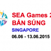 SEA Games 28 – Singapore 2015