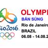 Olympic 31, Rio de Janeiro, BRAZIL