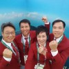 Xạ thủ Vô địch Olympic Hoàng Xuân Vinh giao lưu cùng các VĐV tham dự Giải Vô địch bắn súng trẻ Quốc gia 2016